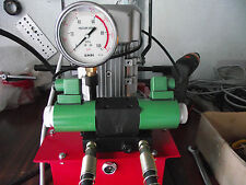 Hydraulic Pump double hose power pack double acting