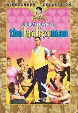 The Ladies Man (DVD, 2004) JERRY LEWIS BRAND NEW FACTORY SEALED FAST POST
