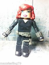 Marvel Minimates BLACK WIDOW Wave 35 Iron Man 2 Movie Avengers Scarlet Johansson