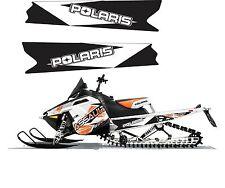 POLARIS RUSH PRO RMK 600 700 800 INDY ASSAULT 120 155 163 TUNNEL DECAL STICKER 7