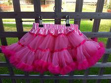 Tutu Skirt Baby Girl Toddler Kid Dance Party Pettiskirt Photo Prop Fluffy  Xmas