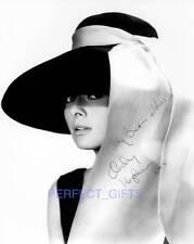 AUDREY HEPBURN SIGNED PHOTO RE-PRINT FAIR LADY #303