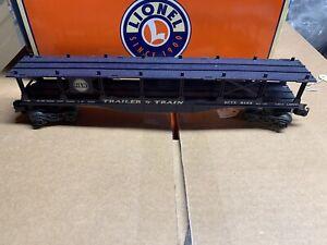 LIONEL 9125 O Scale Norfolk &Western 2- Tier Auto Carrier