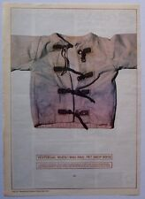 """PET SHOP BOYS Yesterday When I was Mad 1994 UK Poster size Press ADVERT 16x12"""""""