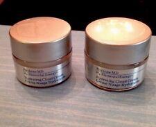 2x Perricone MD H2 Elemental Energy Hydrating Cloud Cream 0.25 Fl Oz Travel New
