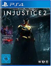 Injustice 2 ( SONY PLAYSTATION 4 , 2017) NUEVO Y EMB. orig.