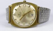 """Armbanduhr """"Exquisit""""automatic,Werk läuft,vergoldet     (258/6073)"""