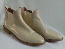 Ladies Daniel Leather Ankle Boots - Size 7, EU 40