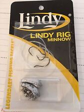 LINDY RIG, Minnow Walleye, Deadly Lindy Rigs, 3/8 Minnow Walleye Rig, LR012