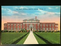 Vintage Postcard>1930-1945>St. Joseph Memorial Hospital>Kokomo>Indiana