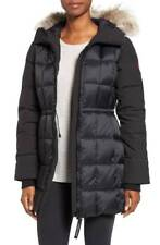 #252 Canada Goose Beechwood Down Parka  Coyote Fur  Size S $1150 retail