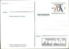 BRD (BR.Duitsland) PSo3/04 Speciale Postkaarten gefälligkeitsgestempelt gebruikt