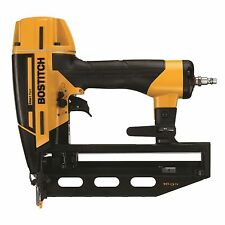 BostitchAIR FINISH NAILER 16GA Smart Point FN1664SP-A, With Utility Hook & Case