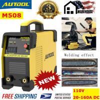 110V 20-160A Portable Digital Welding Machine IGBT DC MMA ARC Welder Inverter