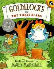 Goldilocks and the Three Bears (Picture Puffin Books) by James Marshall
