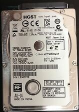 "HGST/HITACHI 500GB HTS545050A7E380 SATA-II 2.5"" 5400RPM Laptop Hard Drive"