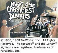 Night of the Crash-Test Dummies (Volume 11)