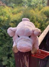 RUSS BERRIE Yomico Schweine 18cm , NEU