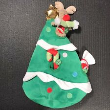 Time for Joy Gifts Hide Hole Crinkle Tree Dog Toy - Christmas & Winter Holidays