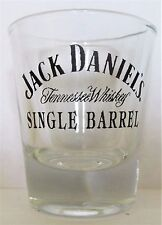 JACK DANIELS  SINGLE BARREL TENNESSEE WHISKEY,  SHORT SHOT GLASS