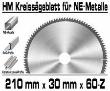 ALU NE-Metall HM Kreissägeblatt ...