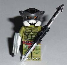 MOVIE #08 Lego 80's Predator w/acc's NEW custom (Genuine Lego Parts) Olive Green