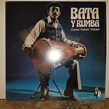 Patato Valdes-RARE Orig.1St.Press-LP-Bata Y Rumba-L.P VENTURES-BARELY PLAYED LP!