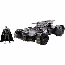 Justice League Ultimate Batmobile RC Vehicle & Figure Standard Packaging