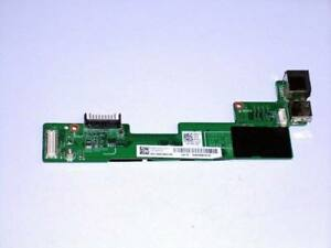 For Dell Vostro 3500 USB / LAN / Battery Connector Circuit IO Power Jack 632VY