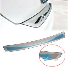 Fit For 12-14 Focus Mk3 Hatch Rear Trunk Bumper Door Sill Plate Protector Cover