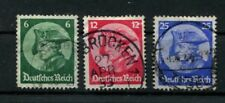Deutsches Reich DR Mi.Nr. 479-481 Friedrich gestempelt # II Wahl