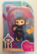Fingerlings Finn Black Baby Monkey New Toy NIB