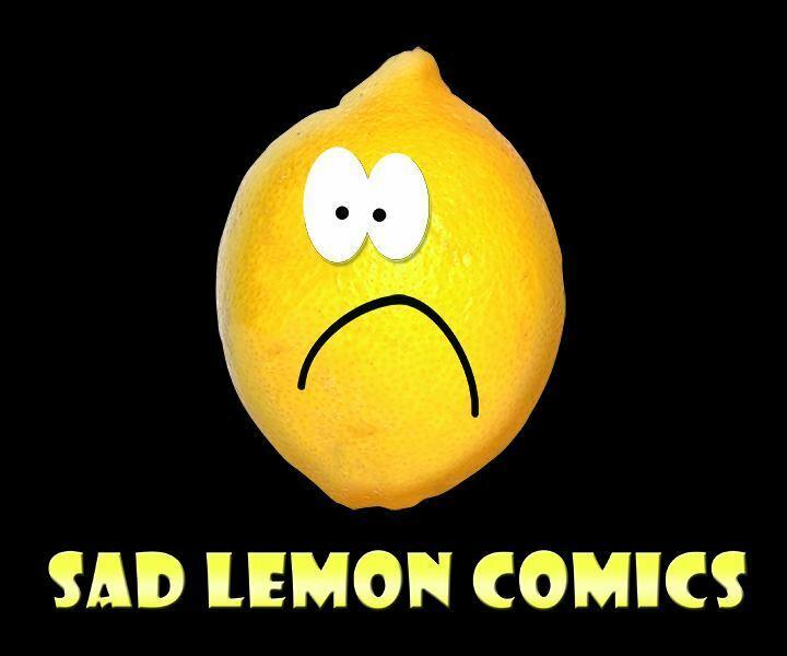 Sad Lemon Comics