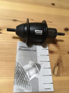 Shimano SRAM DualDrive DD3 spoke holes 36