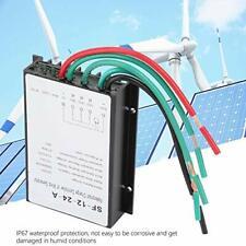 600W DC 12V/24V Waterproof Wind Turbine Generator Charge Controller Regulator