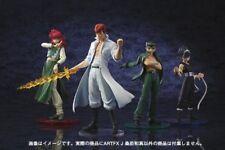 KOTOBUKIYA Yu Yu Hakusho ARTFX J: Team Urameshi Set 1/8 scale Japan version