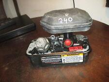 Vergaser + Tank für Briggs & Stratton Quattro 40 Rasenmäher Motor