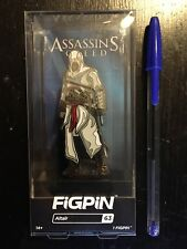 [Rare] Assassin's Creed Altair Figpin #63