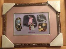 Disney Gallery Cinderella Mary Blair Framed Pin Set LE 3600