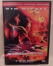 Xxx, Vin Diesel, Ws Special Edition, Dvd, Case & Artwork, o