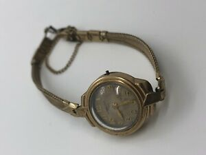 Antique HAMILTON 10K Gold Filled Watch 17 JEWELS 1900-1901