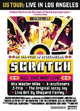 DVD:SCRATCH ALL THE WAY LIVE - SCRATCH ALL THE WAY LIVE - NEW Region 2 UK