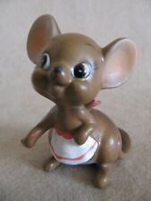 Josef Originals Collectible Mama Mouse In Apron Excellent Condition