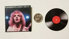 Miniature 1/6 record album action figure Barbie Peter Frampton Comes Alive