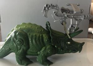 Vintage 1987 MOTU Bionatops dinosaur Masters of the Universe He-Man Complete!