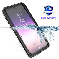 Samsung Galaxy S9/S9 Plus Shockproof Dirtproof Full Cover IP68 Waterproof Case