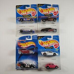 Hot Wheels Lot Steel Stamp Pearl Driver Race Team Walgreens 1:64 8 Cars