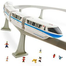 Walt Disney World Resort Monorail Playset (Brand New in Box) **BLUE MONORAIL***