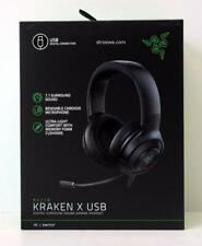 Razer Kraken X USB 7.1 Headset schwarz