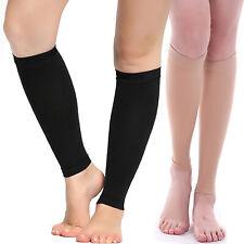 1 Paar Stretch Knielinge Beinlinge Kompression Stütze Wadenbandage Bein Bandage